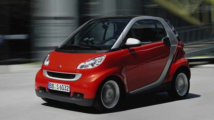 top10loudestcars10SmartForTwo
