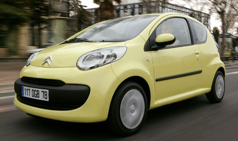 top10loudestcars2CitroenC1