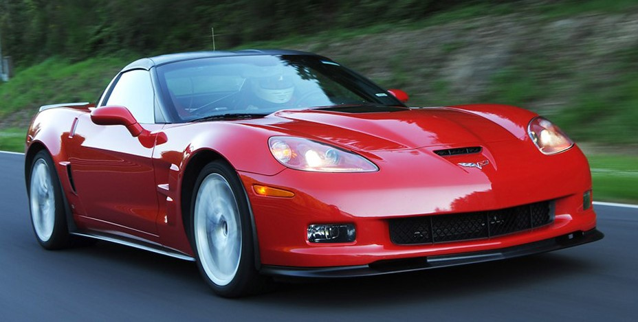 top10loudestcars4ChevroletCorvetteZR1